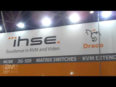 ISE 2015: iHSE GmbH Invites You to Stop by Their Stand