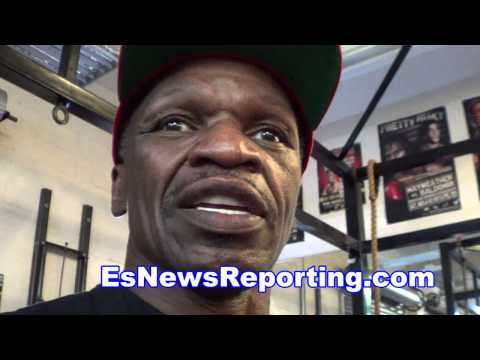 floyd mayweather sr rips manny pacquiao - EsNews