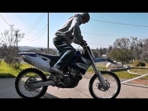 2001 YZ426F Project - Bringin' Back The Thump!