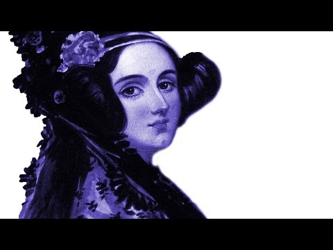 Charles Babbage and Ada Lovelace - Professor Raymond Flood