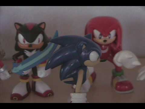 Sonic Stop Motion Adventures: THE MOVIE 2: Part 2