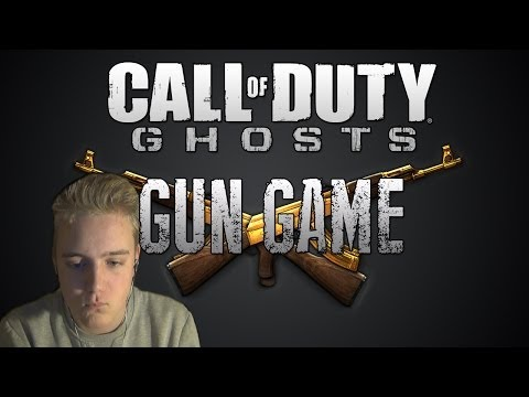 TETTEN IN GUN GAME? | Call Of Duty Ghosts Live