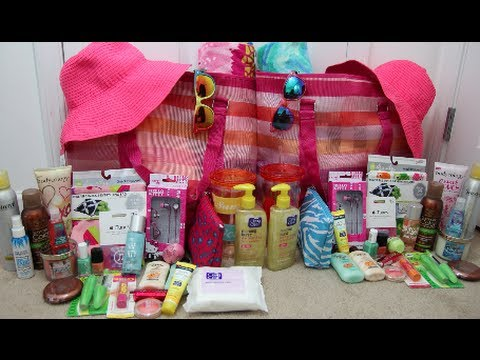 HUGE Summer Giveaway!! (Summer Essentials)