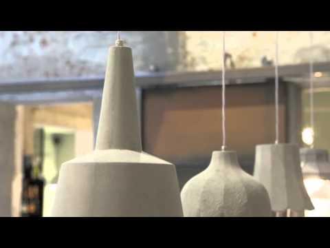 Karman - Settenani Collection design lamp