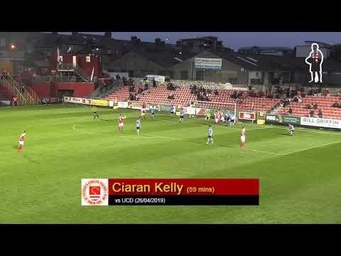 Goal: Ciaran Kelly (vs UCD 26/04/2019)