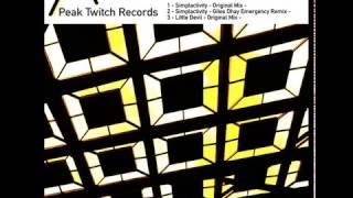 "Download Lagu Peak Twitch 01 -  Karl Ritter-  ""Little Devil"" Original Mix Gratis STAFABAND"