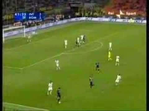 Luis Figo Inter Compilation Part 3 By Me (Cenkfigo10) Video