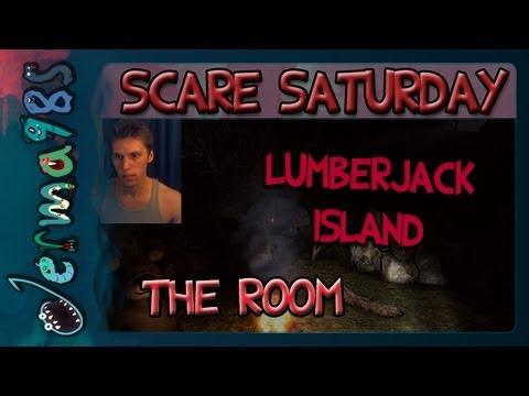 Lumber Island / The Room: Double Cheese Scare Saturburgah!