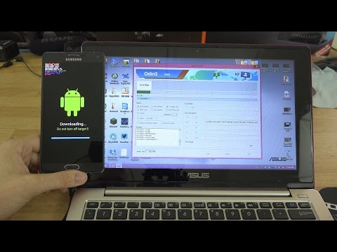 How To UnRoot. UnBrick. and/or Flash your Samsung Galaxy Note 4 Stock!