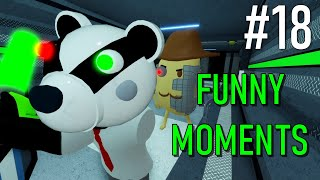 ROBLOX PIGGY Funny Moments (PART 18)