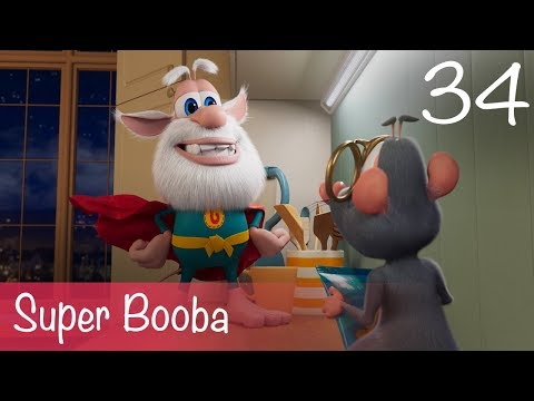 Booba - Super Booba - Episode 34 - Cartoon for kids thumbnail