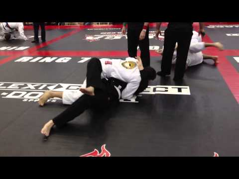 Jiu Jitsu for Dummies: North South Kimura Part 1 Image 1