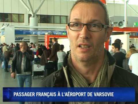 Mantienen funeral de Kaczynski a pesar de cierre de aeropuertos