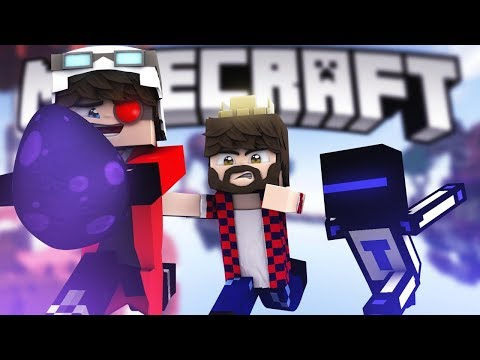 ЭГГ ВАРС ВМЕСТЕ С ДРУЗЬЯМИ! АИД ТЕПЕРЬ ЧИТЕР! Minecraft Egg Wars