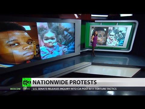 Michael Brown, Eric Garner protests again hit NYC, DC, Oakland