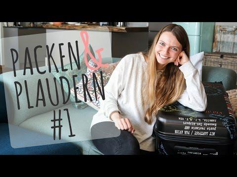 Reisebloggerin und eine Beziehung? Geht das? | PACKEN & PLAUDERN #1 | Lilies Diary