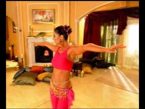 Belly Dancing Basic Steps video