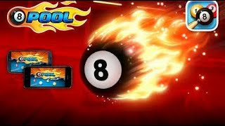 road to 50 million coins 8 BALL POOL GAME PLAY