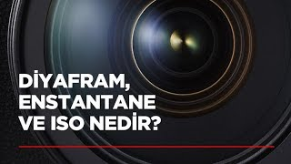 Canon - Diyafram, Enstantane ve ISO nedir?