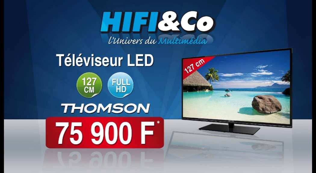 T l viseur led thomson 50fu3253 youtube - Discount televiseur led ...
