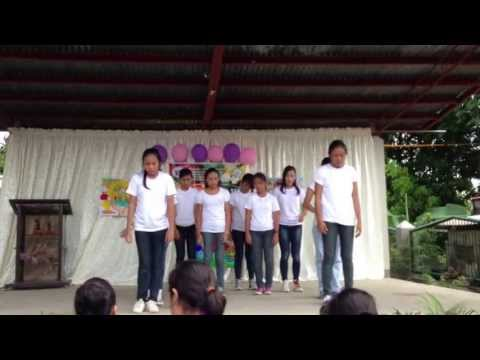 Iv-einstein: Tugsayawit (nutrition Month 2013) video