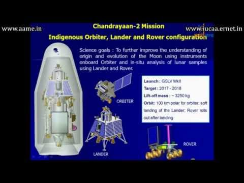 Chandrayaan-2 - India's Second Moon Mission