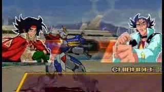 Gundam Battle Assault 2 God Gundam. Part 1