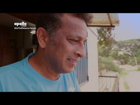 Apollo Tyres | Jude Felix Hockey Academy | Go The Distance