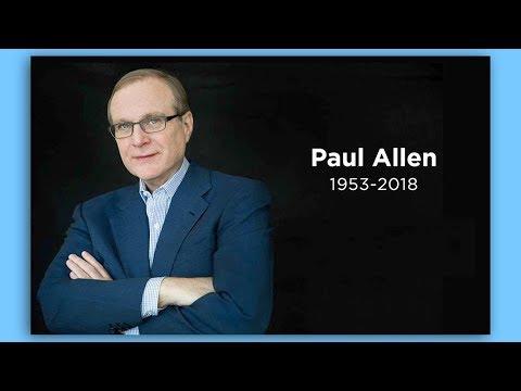 Умер Пол Аллен (сооснователь Microsoft)