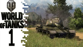 World Of Tanks (Xbox One) - EP01 - Boom!