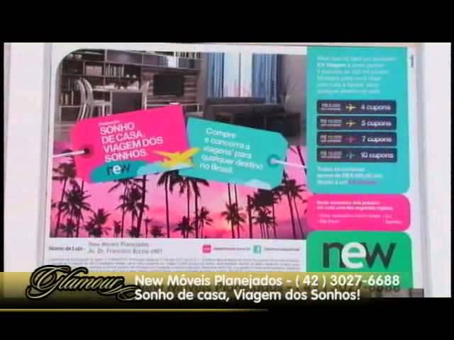 Sonho de casa, viagem dos sonhos - New Móveis Planejados Ponta Grossa