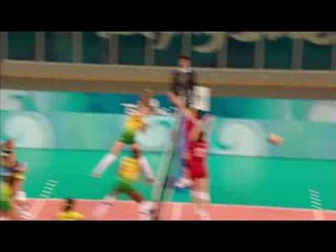 Algeria vs Brazil - Women's Volleyball - Beijing 2008 Summer Olympic Games