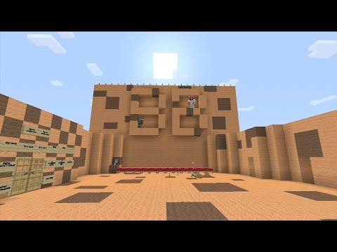 Minecraft (Xbox 360) - A Big B Statz Trivia Map