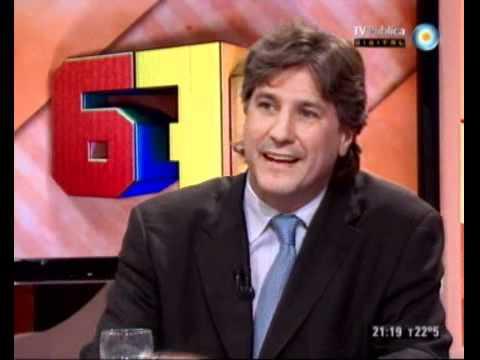678 - Amado Boudou desmiente acusaciones por el caso Ciccone 29-02-12