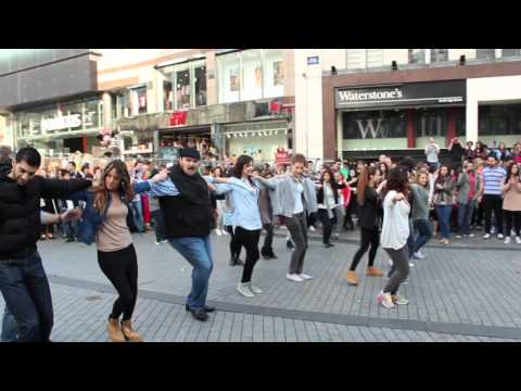 Birmingham Zorba's Flashmob - Official Video Music Videos