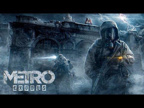 Metro Exodus ► Прохождение #4 ► Новосибирск. Финал (без комментариев) [2K 1440p]