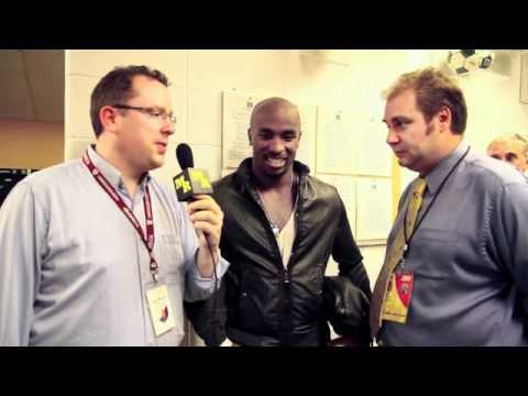 Columbus Crew vs Philadelphia Union Locker Room Interviews
