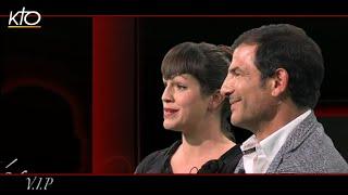 Marc Lièvremont et Sarah Savoy