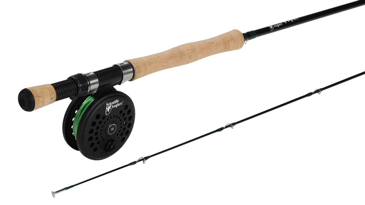 Fly Rod With Spinning Reel Fly Fishing Rod And Reel