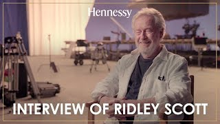 Hennessy X.O - The Seven Worlds - Interview of Ridley Scott