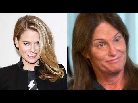 Actress Alice Eve: Bruce Jenner Is Faking It