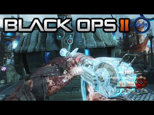 Black Ops 2 Ray Gun Mark 2 Pack a Punch Ray Gun Pap'd Black Ops 2