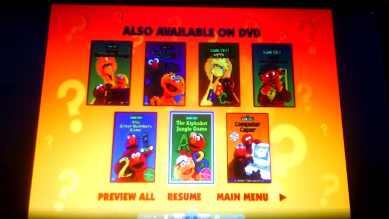 Sesame Street Sing Hoot And Howl Vhs Sesame Street- Elmo s Sing-