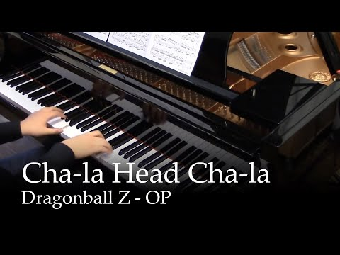 Cha-la Head Cha-la - Dragon Ball Z OP - Anime Piano Nostalgia (Part 1)