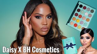 NEW! Daisy Marquez X Bh Cosmetics Collaboration Review