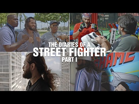 The Diaries Of A Street Fighter Part I: Road To The BMF Title (Jorge Masvidal)