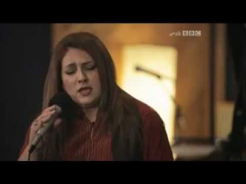 BBC interviews Sheila Nahrvar/Live performance of Gilaki Songs (2012)