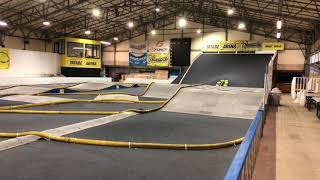 Yatabe Arena RC Track Japan (5) Indoor Buggy Track