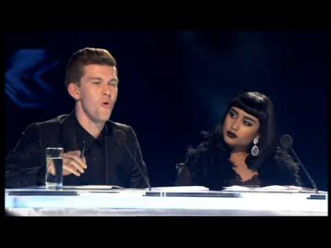Is This The Nastiest X Factor Judge Response Ever? video