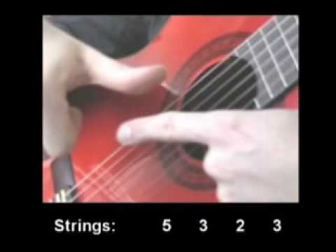 0 How To Play Classical Guitar Lesson for Beginners   ETUDE Song   by Gord Leary